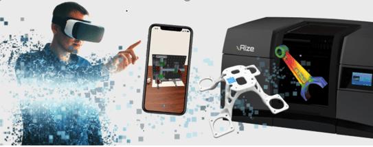 RIZE – Smarte Räume für Innovationen auf der Hannover Messe