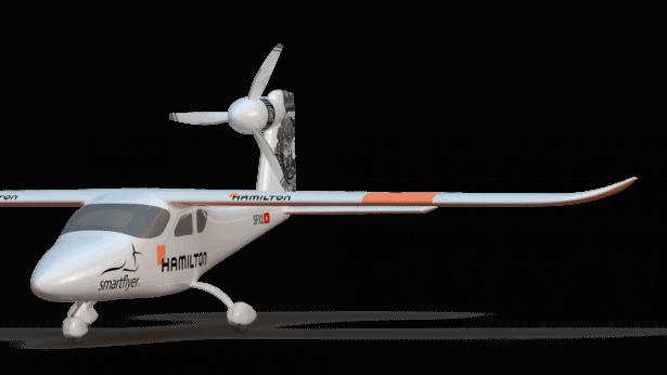 Smartflyer AG: Hybridmotor für Kleinflugzeuge dank SOLIDWORKS