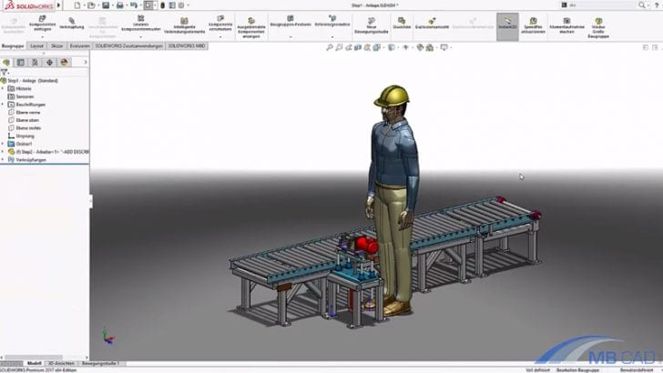 Video-Tutorial: Skalieren von Teilen in SOLIDWORKS