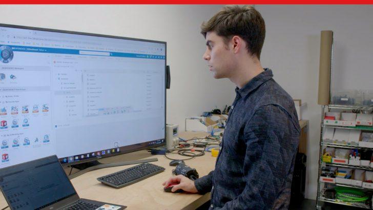 Online zusammenarbeiten mit SOLIDWORKS: Square Robot zeigt wie