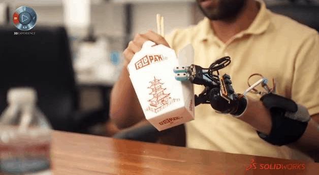 SynTouch verwendet Berührungssensoren, um die menschliche Fingerspitze nachzuahmen