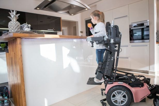 Mobil ans Ziel: PARAVAN gibt Gas mit SOLIDWORKS Simulation: wheelchair-pr35s-paravan
