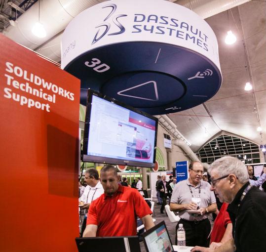 Retour sur SolidWorks World 2014 du point de vue du Support Technique