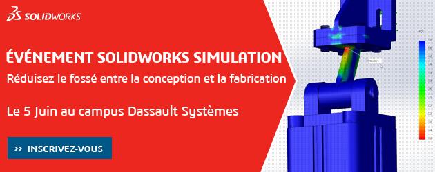 Séminaire SOLIDWORKS Simulation