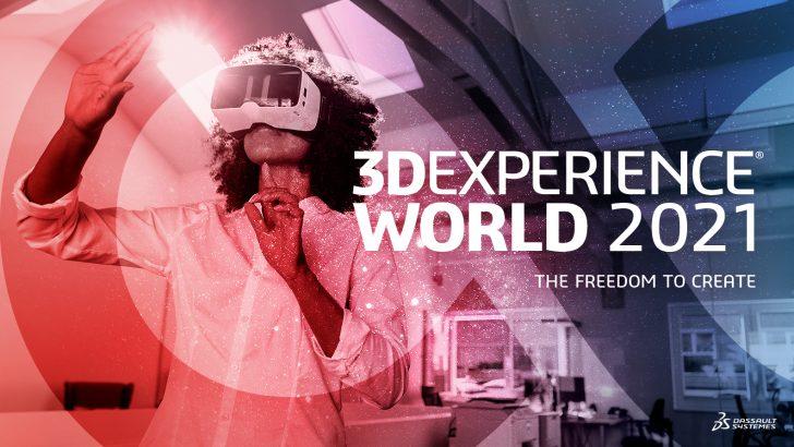 3DEXPERIENCE World 2021 — jour 1 :  découvrez ce que vous avez manqué