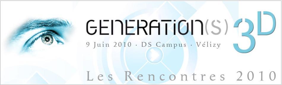 Rencontres 3D sur le DS Campus
