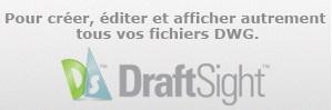DraftSight, des services pour toutes les catégories d'utilisateurs