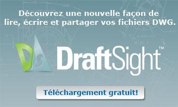 DraftSight a dépassé le million de téléchargements