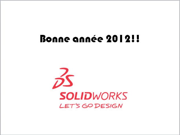 Bonne année 2012!!