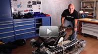 La Poussette Motorisée – Episode 6: Conception des suspensions et design du cockpit