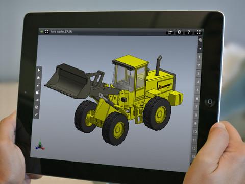 eDrawings Pro pour iPad est maintenant disponible !