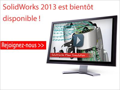 Découvrez SolidWorks 2013