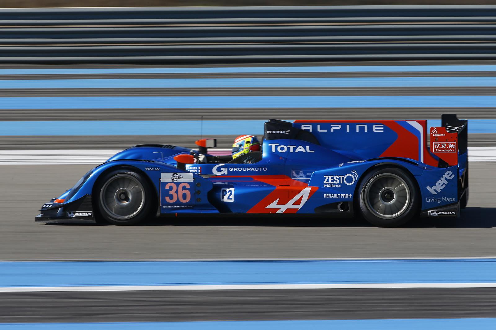 Le client SolidWorks  « Signatech » contribue à donner une nouvelle vie à la voiture de course Alpine au Mans