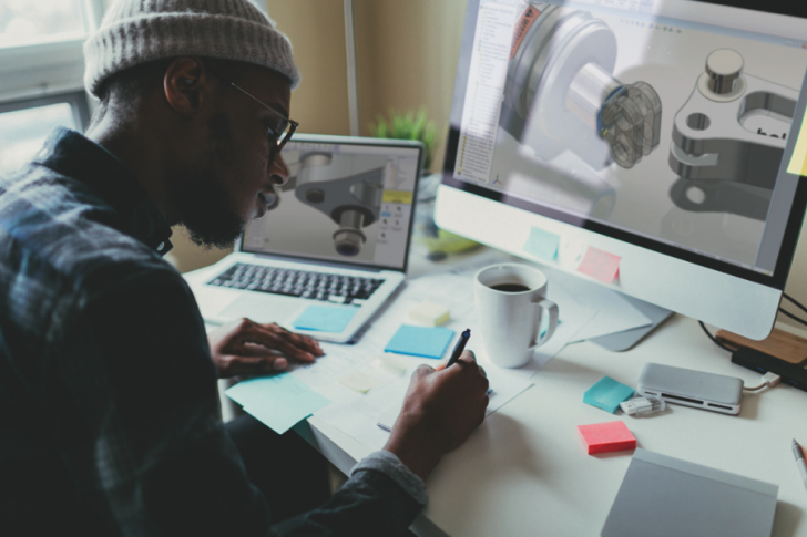 Trois grandes raisons d'intégrer une solution CAO3D complète à vos processus