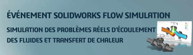 Événement SOLIDWORKS Flow Simulation le 21 Juin