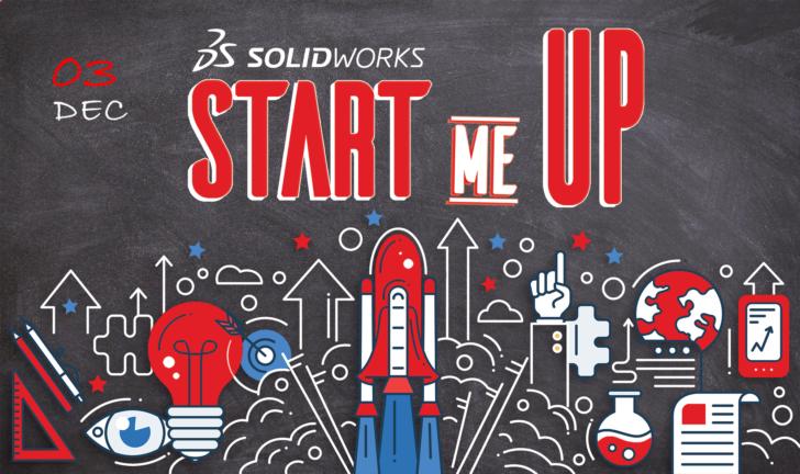Start Me Up, Le rendez-vous des  start-ups!