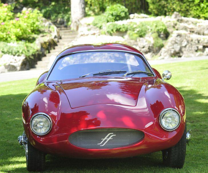 Effeffe Berlinetta: Une voiture du passé, conçue aujourd'hui