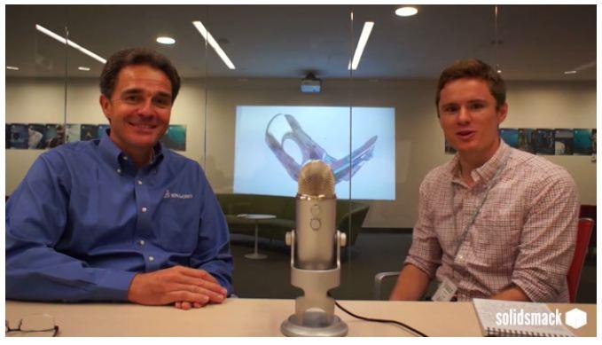 Interview de Bertrand Sicot avec SolidSmack