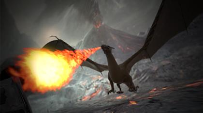 SOLIDWORKS Flow Simulation contre les flames de dragon