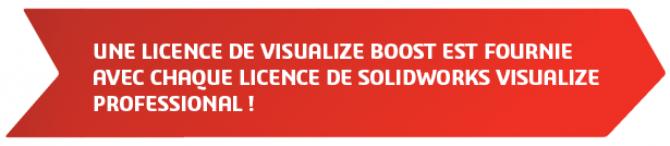 Les avantages de SOLIDWORKS Visualize Boost