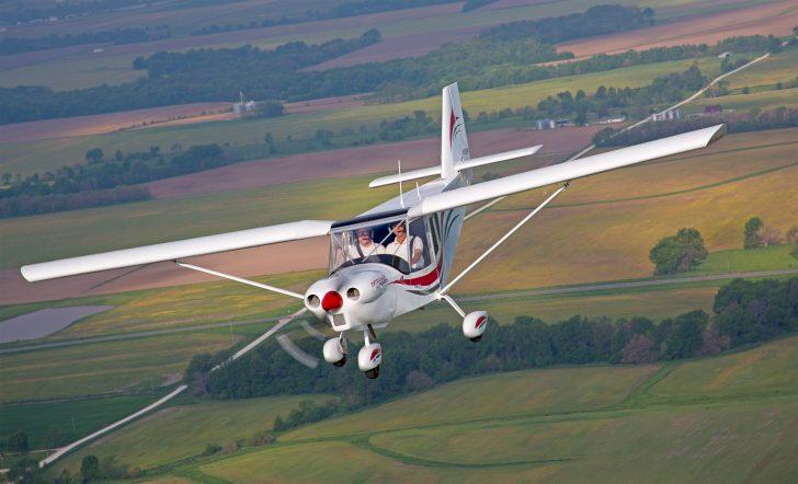 Un vol aérien peut être amusant avec la société Zenith Aircraft