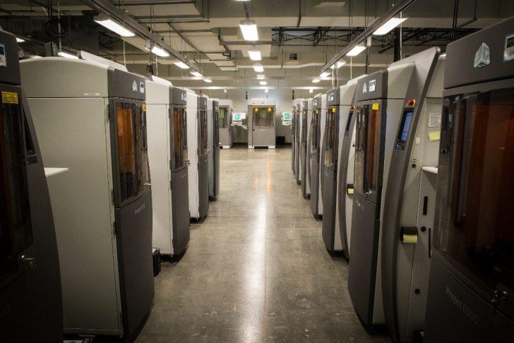 Simplificación del proceso de selección de material para la impresión 3D de partes de plástico