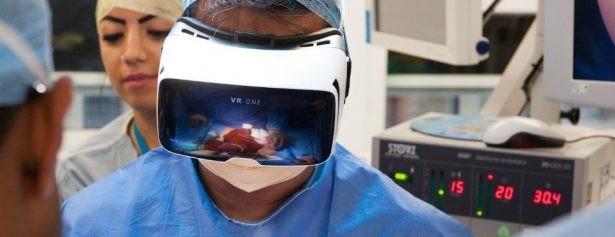 ¿Es la realidad aumentada el futuro de la cirugía?