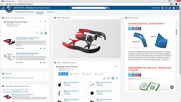 SOLIDWORKS elimina la desconexión en el proceso de diseño de productos de consumo