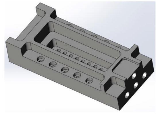 Los 5 Pasos de SolidWorks CAM