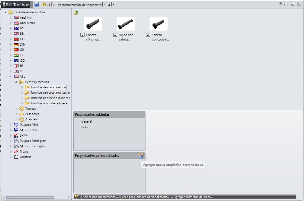 Cómo Crear Propiedades Personalizadas Dentro De Nuestra Toolbox