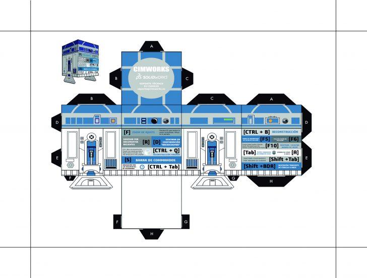 ¡R2D2 te ayuda a diseñar!