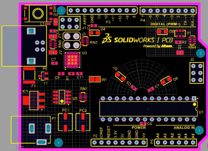 Diseño de placas de circuito impreso más eficientemente