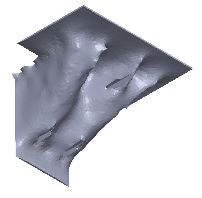 Optimización de geometría mediante SOLIDWORKS Topology