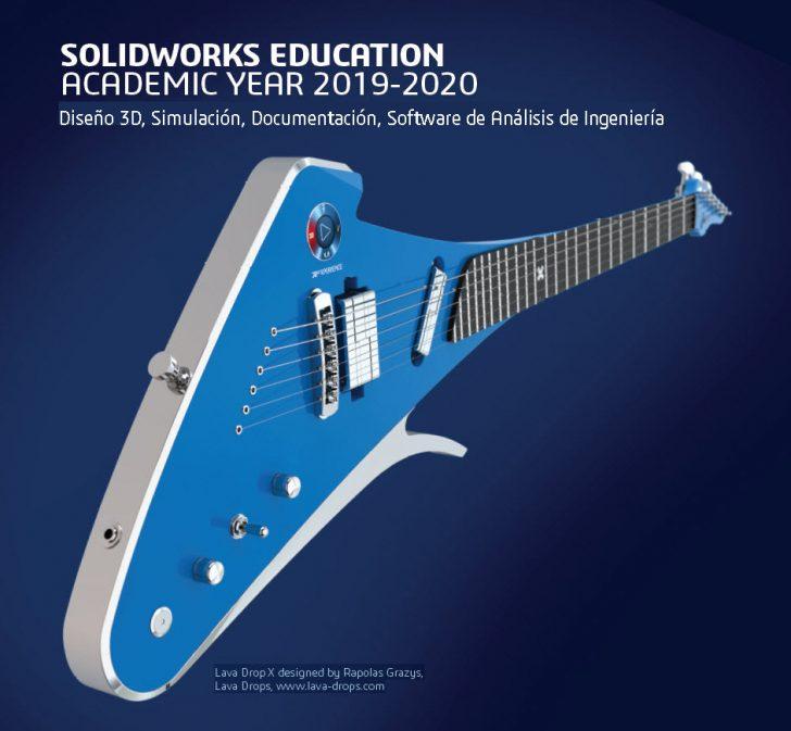 ¡Ya está aquí SOLIDWORKS Education Edition 2019-2020!