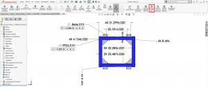 Herramienta publicar en PDF SolidWorks MBD
