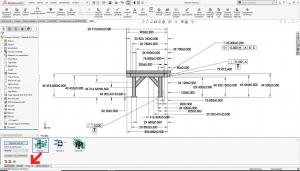 vistas SolidWorks MBD
