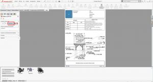 plantilla de creación de documento PDF.