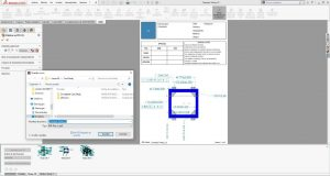 plantillas pdf SolidWorks MBD