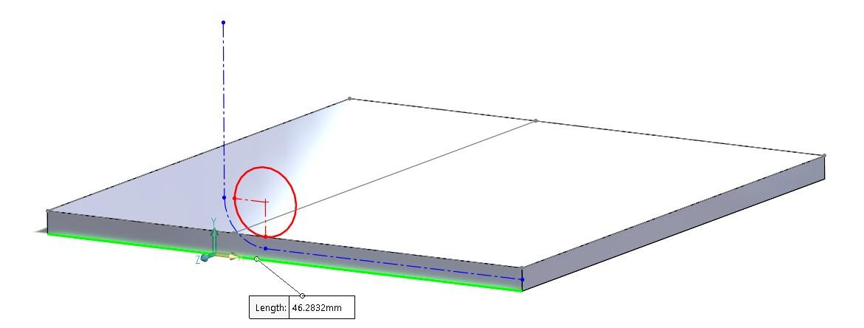 Factor K = distancia del eje neutro