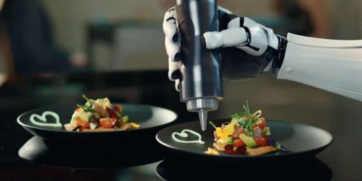 Fuera del sartén, hacia el futuro: tecnología inteligente en la cocina