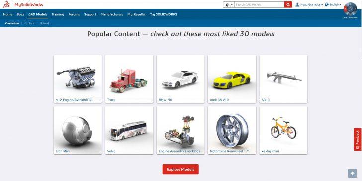 MySolidWorks es la comunidad oficial de SolidWorks
