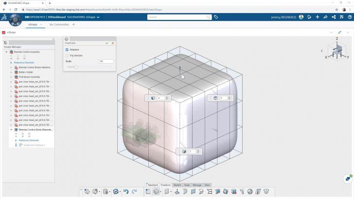Mejorando el diseño del producto con 3D Sculptor