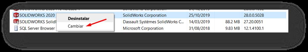 Instalar SolidWorksCAM