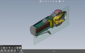 eDrawings el complemento de visualización de SolidWorks