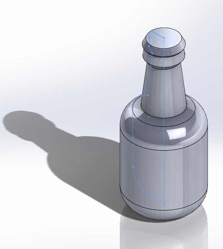 revolve 3D