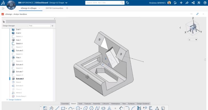 La impresión 3D desde casa es más fácil con 3DEXPERIENCE WORKS