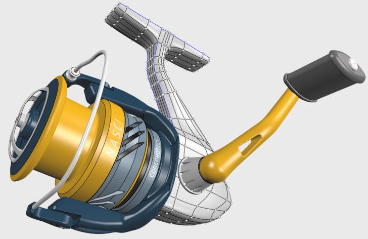 Flexione sus músculos de diseño y doble las reglas de diseño con 3D Sculptor