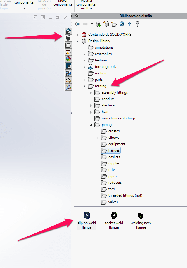 SOLIDWORKS Routing