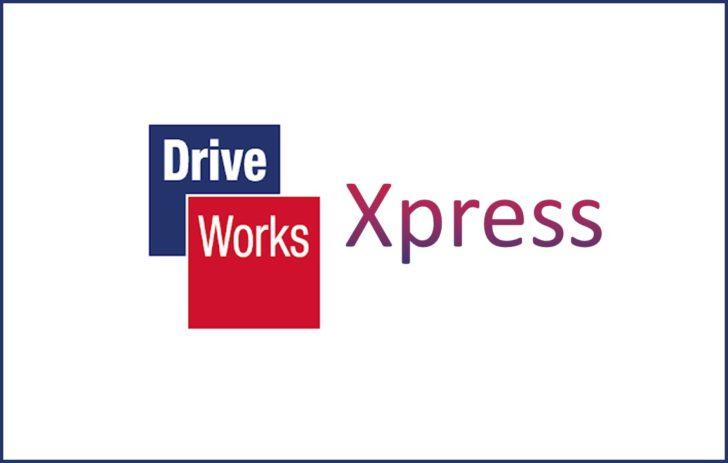 INTRODUCCION A DRIVEWORKSXPRESS