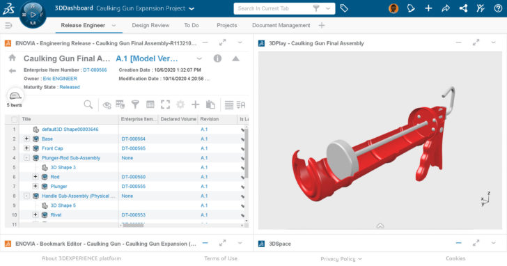 Descubra cómo funciona 3DEXPERIENCE Las soluciones permiten que los ingenieros conserven la ingeniería